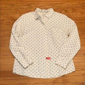 JCrew Boy Shirt Button Down
